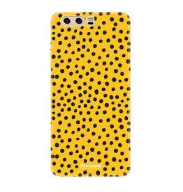 Huawei Huawei P10 - POLKA COLLECTION / Ocher yellow