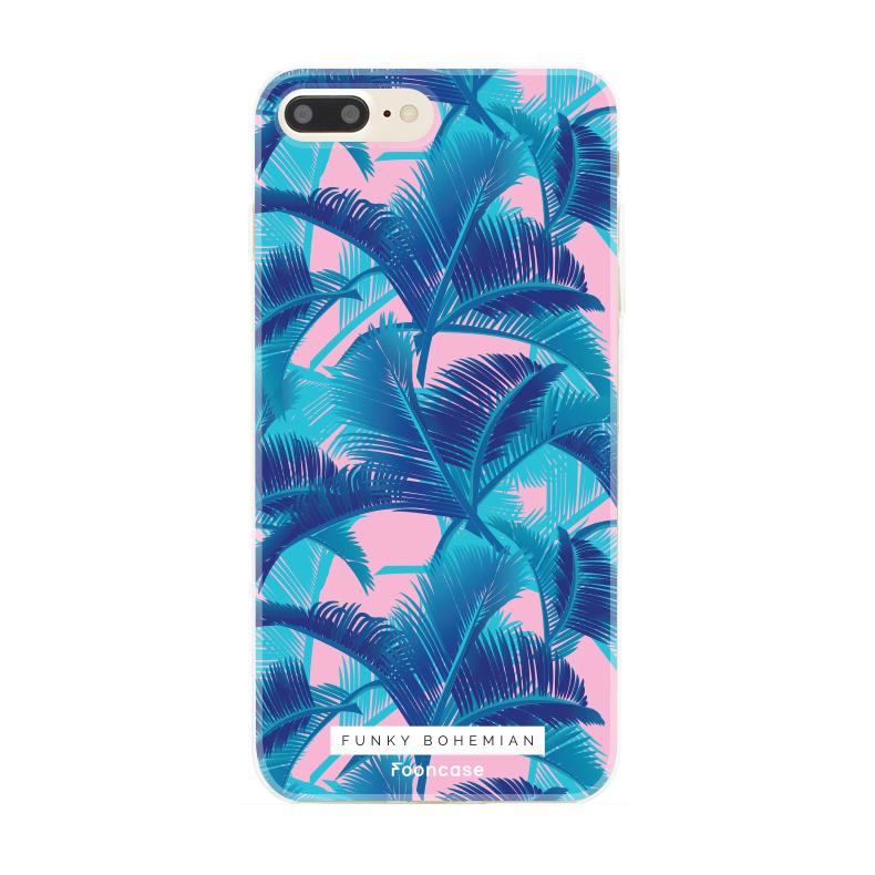 Apple Iphone 7 Plus hoesje - Funky Bohemian