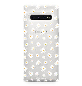 Samsung Samsung Galaxy S10 Plus - Madeliefjes