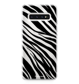 Samsung Samsung Galaxy S10 Plus - Zebra