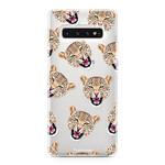 FOONCASE Samsung Galaxy S10 Plus - Cheeky Leopard