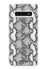 FOONCASE Samsung Galaxy S10 Plus hoesje TPU Soft Case - Back Cover - Snake it / Slangen print