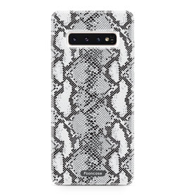 FOONCASE Samsung Galaxy S10 Plus - Snake it!