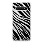 FOONCASE Samsung Galaxy S10 - Zebra