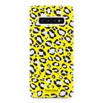 FOONCASE Samsung Galaxy S10 - WILD COLLECTION / Yellow