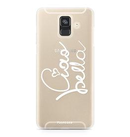 FOONCASE Samsung Galaxy A6 2018 - Ciao Bella!