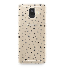 FOONCASE Samsung Galaxy A6 2018 - Stars