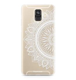 FOONCASE Samsung Galaxy A6 2018 - Mandala
