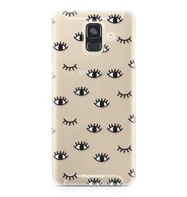 Samsung Samsung Galaxy A6 2018 - Eyes