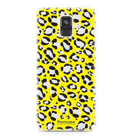 Apple Samsung Galaxy A6 2018 - WILD COLLECTION / Yellow