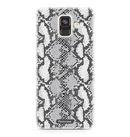 FOONCASE Samsung Galaxy A6 2018 - Snake it!