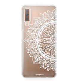 FOONCASE Samsung Galaxy A7 2018 - Mandala