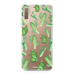 FOONCASE Samsung Galaxy A7 2018 - Cactus