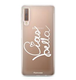 FOONCASE Samsung Galaxy A7 2018 - Ciao Bella!
