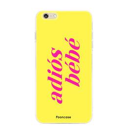 FOONCASE Iphone 6 / 6s - Adiós Bébé ☀