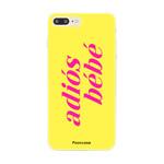 FOONCASE Iphone 7 Plus - Adiós Bébé ☀