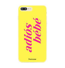 FOONCASE Iphone 8 Plus - Adiós Bébé ☀