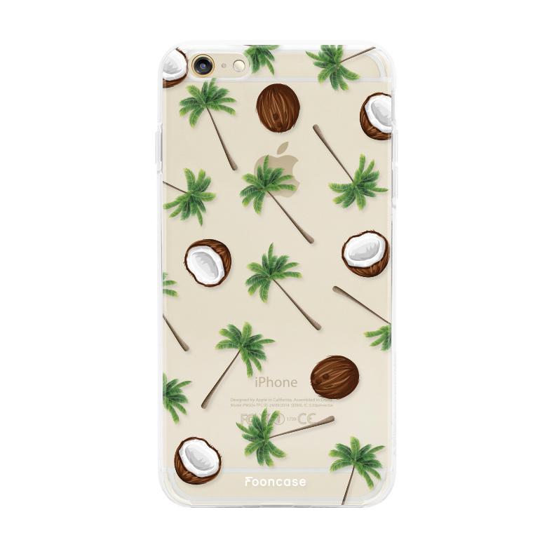 FOONCASE Iphone 6 Plus Handyhülle - Coco Paradise