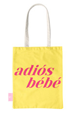 BEACHLANE BEACHLANE - Canvas Tote Bag - Adiós Bébé