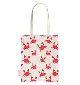 FOONCASE BEACHLANE - Canvas Tote Bag - Crabs
