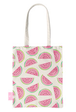BEACHLANE BEACHLANE - Canvas Tote Bag - Watermeloen
