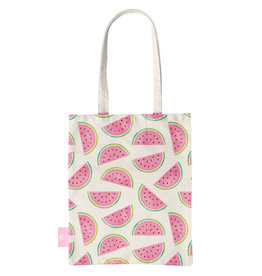 FOONCASE BEACHLANE - Canvas Tote Bag - Watermeloen
