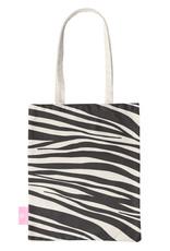 FOONCASE BEACHLANE - Canvas Tote Bag - Zebra
