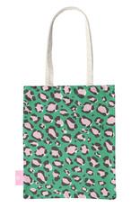 FOONCASE BEACHLANE - Canvas Tote Bag - Wild Collection - Green