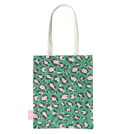 FOONCASE BEACHLANE - Canvas Tote Bag - Wild Collection - Green