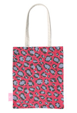 FOONCASE BEACHLANE - Canvas Tote Bag - Wild Collection - Red