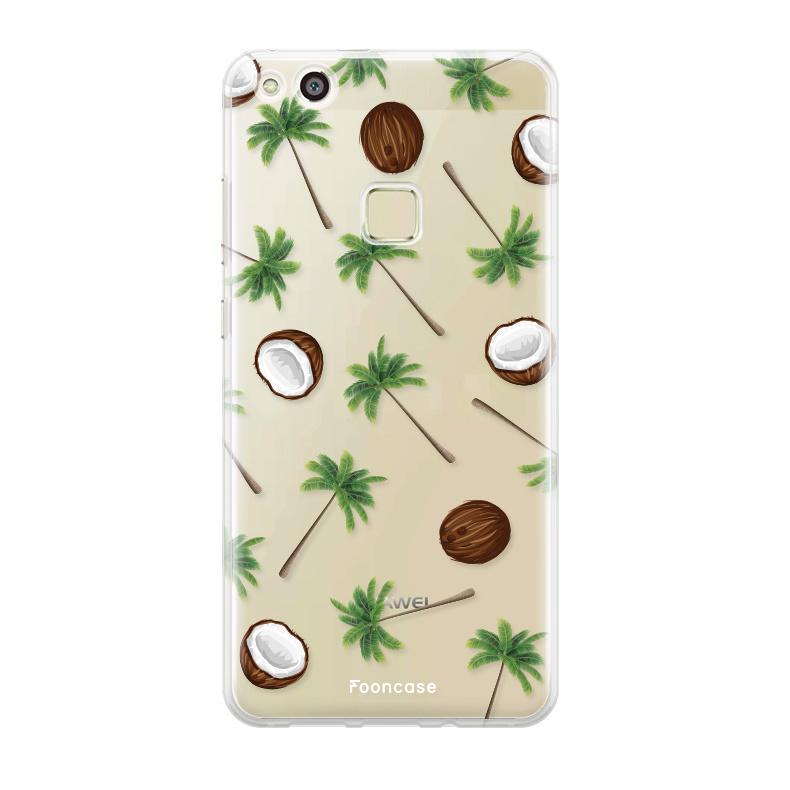 FOONCASE Huawei P10 Lite Handyhülle - Coco Paradise