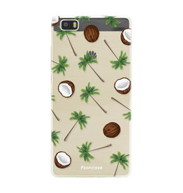 FOONCASE Huawei P8 Lite 2016 - Coco Paradise