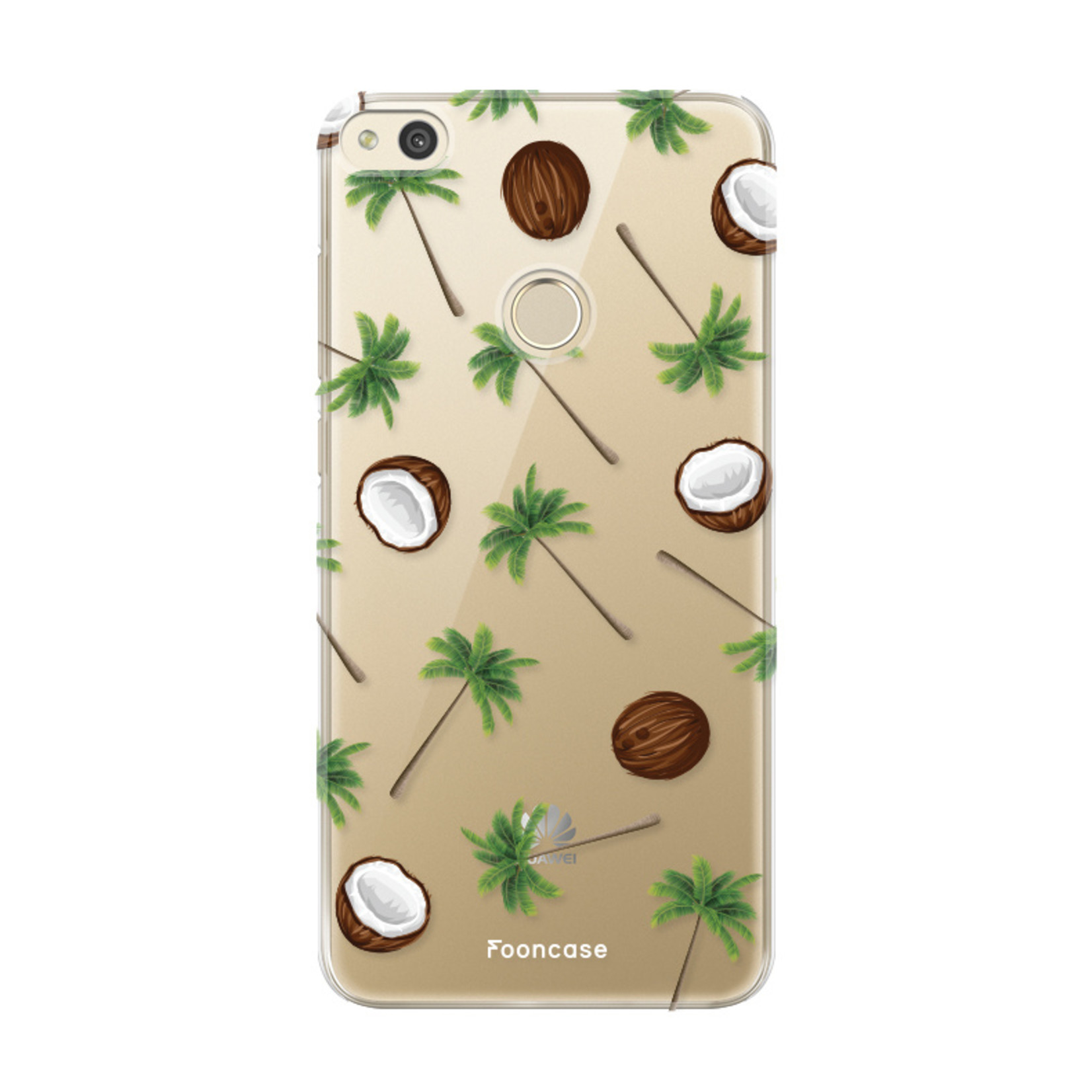 FOONCASE Huawei P8 Lite 2017 Handyhülle - Coco Paradise