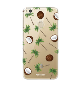 FOONCASE Huawei P8 Lite 2017 - Coco Paradise