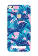 FOONCASE Huawei P8 Lite 2017 Handyhülle - Funky Bohemian