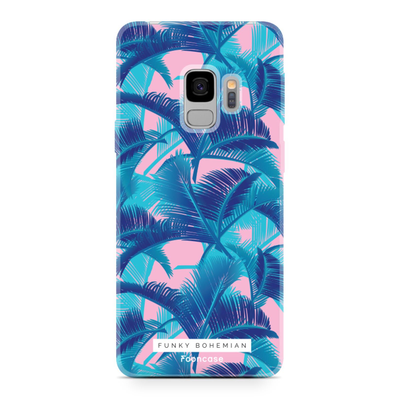 FOONCASE Samsung Galaxy S9 Handyhülle - Funky Bohemian