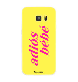 FOONCASE Samsung Galaxy S7 - Adiós Bébé ☀