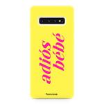 FOONCASE Samsung Galaxy S10 Plus - Adiós Bébé ☀