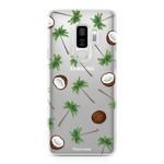 FOONCASE Samsung Galaxy S9 Plus - Coco Paradise