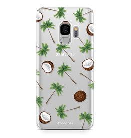 FOONCASE Samsung Galaxy S9 - Coco Paradise