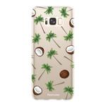 FOONCASE Samsung Galaxy S8 Plus - Coco Paradise