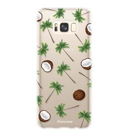 FOONCASE Samsung Galaxy S8 - Coco Paradise