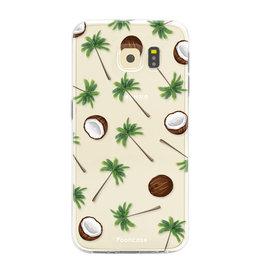 FOONCASE Samsung Galaxy S6 Edge - Coco Paradise
