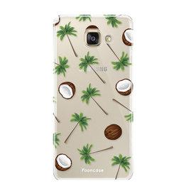 FOONCASE Samsung Galaxy A5 2017 - Coco Paradise