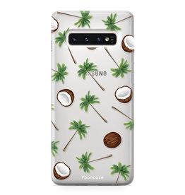 FOONCASE Samsung Galaxy S10 - Coco Paradise