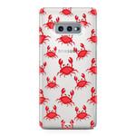 FOONCASE Samsung Galaxy S10e - Crabs