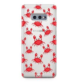 FOONCASE Samsung Galaxy S10e - Krabben