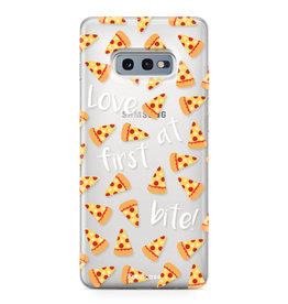 FOONCASE Samsung Galaxy S10e - Pizza