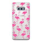 FOONCASE Samsung Galaxy S10e - Flamingo