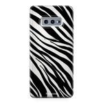 FOONCASE Samsung Galaxy S10e - Zebra